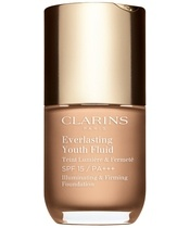 Clarins Everlasting Youth Fluid Foundation SPF15 30 ml - 108 Sand