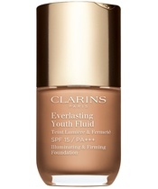 Clarins Everlasting Youth Fluid Foundation SPF15 30 ml - 112 Amber