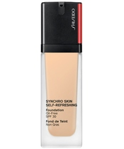 Shiseido Self-Refreshing Foundation Oil-Free 30 ml - 220 Linen