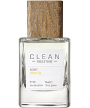 Clean Perfume Reserve Citron Fig EDP 50 ml
