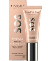MÁDARA SOS Eye Revive Hydra Cream & Mask 20 ml
