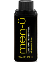 men-ü Matt Skin Refresh Gel Refill 100 ml