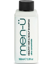 men-ü Healthy Hair & Scalp Shampoo Refill 100 ml