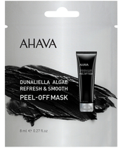 Ahava Dunaliella Peel Off Mask 8 ml