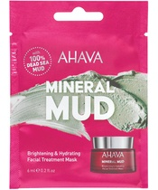 Ahava Brightening & Hydrating Mask 6 ml