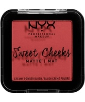 NYX Prof. Makeup Sweet Cheeks Creamy Powder Blush 5 gr. - Citrine Rose