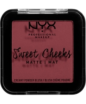 NYX Prof. Makeup Sweet Cheeks Creamy Powder Blush 5 gr. - Bang Bang