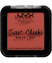 NYX Prof. Makeup Sweet Cheeks Creamy Powder Blush 5 gr. - Summer Breeze