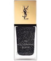 YSL La Laque Couture 10 ml - 104 Holographic Black