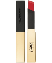 YSL The Slim Leather-Matte Lipstick 2,2 gr. - 3 Orange Illusion