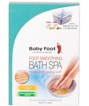 Baby Foot Foot Smoothing Bath Spa
