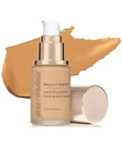 Jane Iredale Beyond Matte Liquid Foundation 27 ml - M8