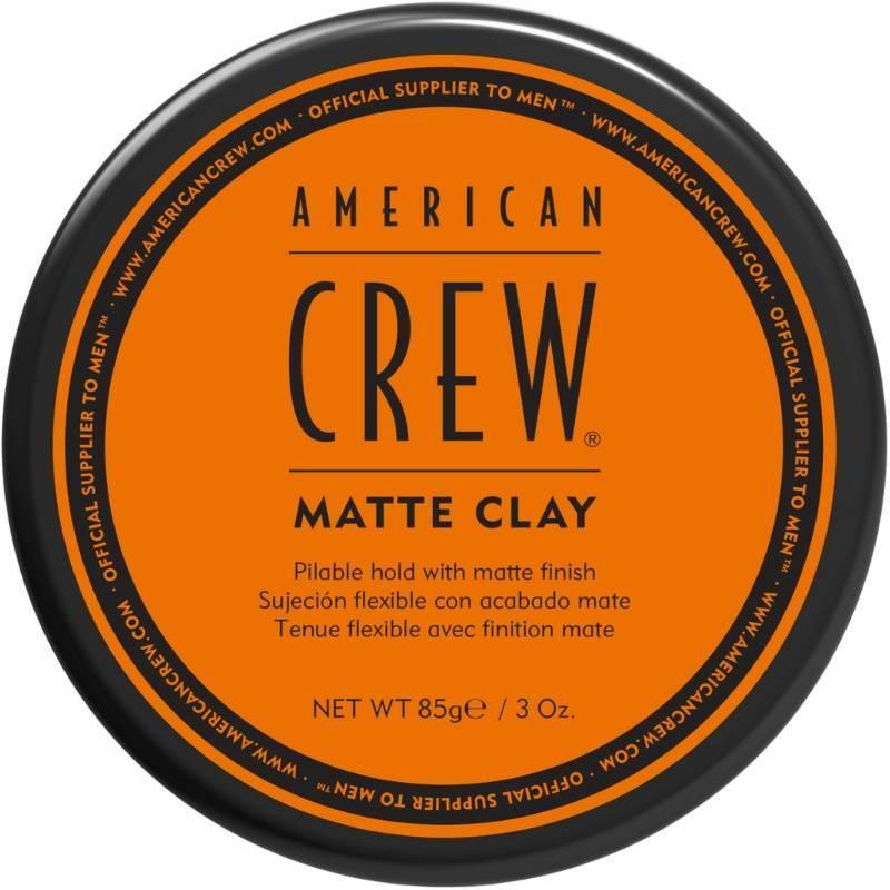 American Crew Matte Clay Hair Wax 85 gr.