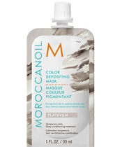 MOROCCANOIL® Color Depositing Mask 30 ml - Platinum