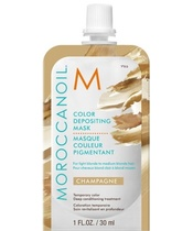 MOROCCANOIL® Champagne Color Depositing Mask 30 ml