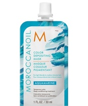 MOROCCANOIL® Color Depositing Mask 30 ml - Aquamarine