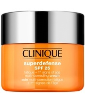 Clinique Superdefense SPF 25 Multi-Correcting Cream Very Dry To Dry Combination Skin 30 ml