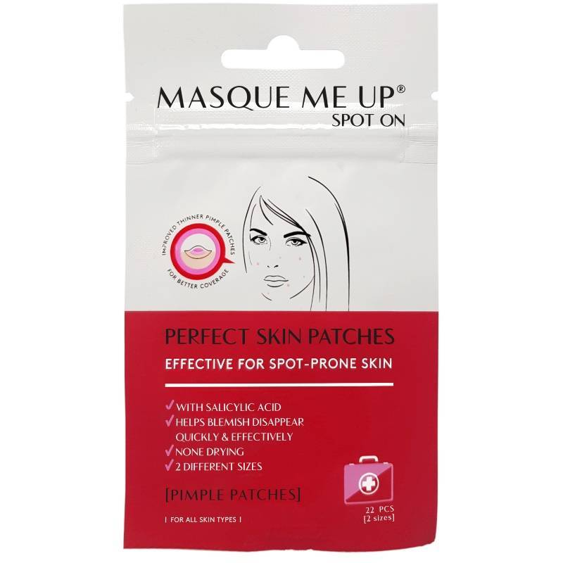 Masque Me Up Perfect Skin Pimple Patch 22 Pieces thumbnail