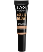 NYX Prof. Makeup Born To Glow Radiant Concealer 5,3 ml - Natural