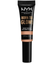 NYX Prof. Makeup Born To Glow Radiant Concealer 5,3 ml - Soft Beige