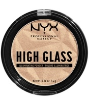 NYX Prof. Makeup High Glass Illuminating Powder 4 gr. - Moon Glow