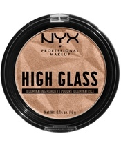 NYX Prof. Makeup High Glass Illuminating Powder 4 gr. - Daytime Halo