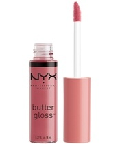 NYX Prof. Makeup Butter Gloss 8 ml - Angel Food Cake