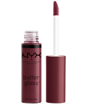 NYX Prof. Makeup Butter Gloss 8 ml - Devil's Food Cake