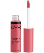 NYX Prof. Makeup Butter Gloss 8 ml - Sorbet