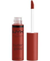 NYX Prof. Makeup Butter Gloss 8 ml - Apple Crisp
