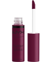 NYX Prof. Makeup Butter Gloss 8 ml - Cranberry Pie