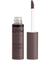 NYX Prof. Makeup Butter Gloss 8 ml - Cinnamon Roll