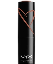 NYX Prof. Makeup Shout Loud Lipstick 3,5 gr. - Silk