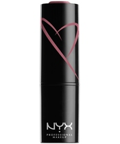 NYX Prof. Makeup Shout Loud Lipstick 3,5 gr. - Desert Rose