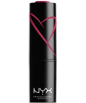 NYX Prof. Makeup Shout Loud Lipstick 3,5 gr. - 21st