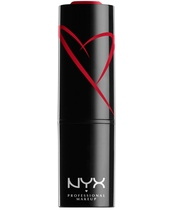 NYX Prof. Makeup Shout Loud Lipstick 3,5 gr. - Red Haute