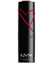 NYX Prof. Makeup Shout Loud Lipstick 3,5 gr.- The Best