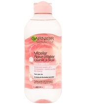 Garnier Skinactive Micellar Rose Water Cleanse & Glow 400 ml
