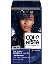 L'Oréal Paris Colorista Permanent Gel #blueblack