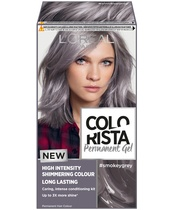L'Oréal Paris Colorista Permanent Gel #smokeygrey