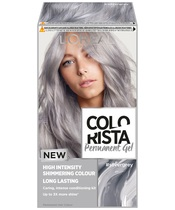 L'Oréal Paris Colorista Permanent Gel #silvergrey