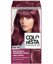 L'Oréal Paris Colorista Permanent Gel #violet