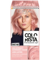 L'Oréal Paris Colorista Permanent Gel #rosegold