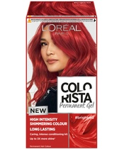L'Oréal Paris Colorista Permanent Gel #brightred
