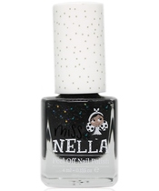 Miss NELLA Nail Polish 4 ml - Black