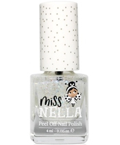 Miss NELLA Nail Polish 4 ml - Confetti Clouds