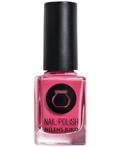 Nilens Jord Nail Polish 11 ml - No. 6610 Hot Pink