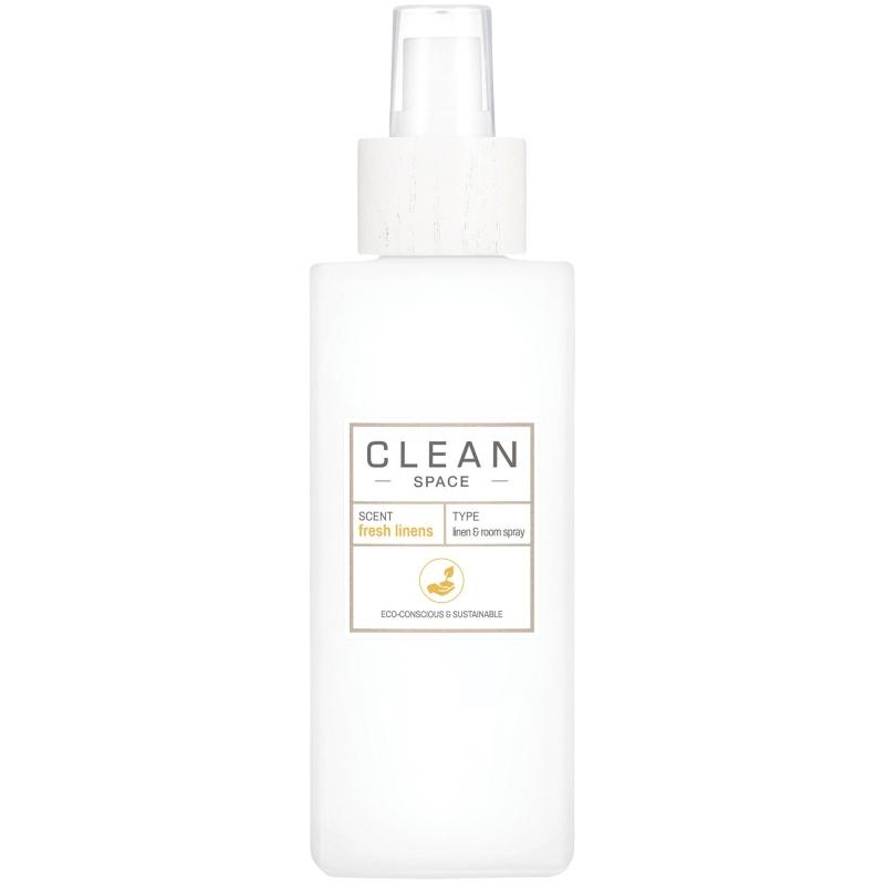 Clean Perfume Space Fresh Linens Linen & Room Spray 148 ml thumbnail