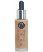 Nilens Jord Second Skin Serum Foundation 25 ml - No. 550 Tan
