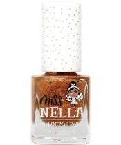 Miss NELLA Nail Polish 4 ml - Open, Sesame!